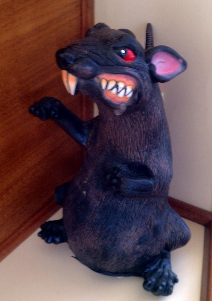 Bob the Bitey rat