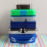 Stack of Lunch Boxes