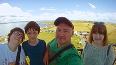 Us At Hook Lighthouse