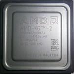 AMD K6-2 AFX 450Mhz 1998