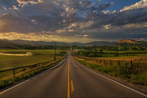 Driving Into Serenity