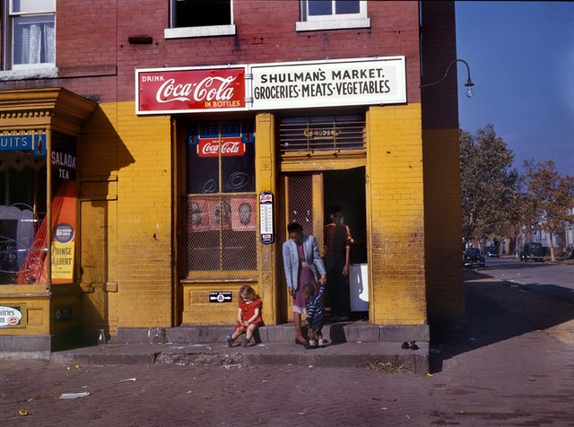 Shulman's Market, 485.5 N at Union Street, SW, Washington, DC