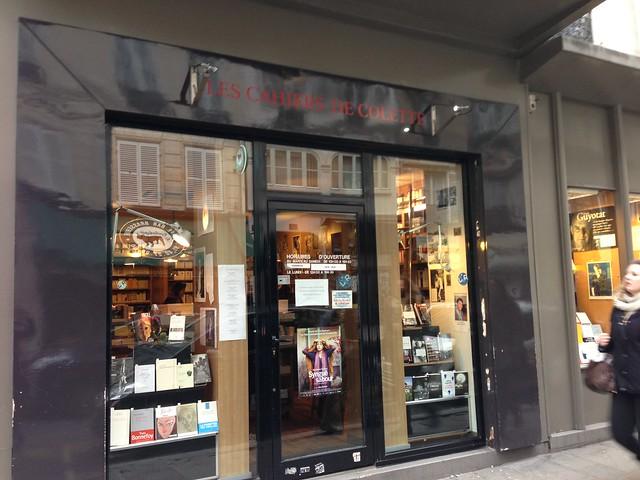 Librairies de Paris divers