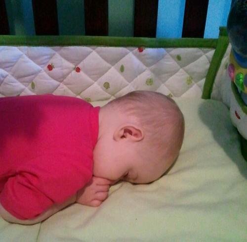 Faceplant sleeper