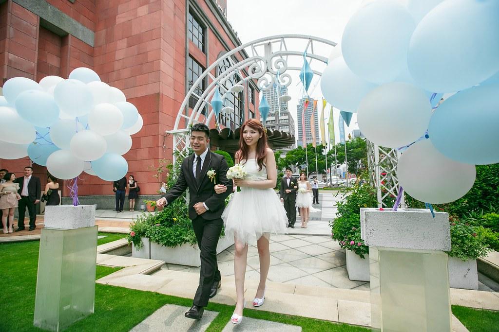 開文&美倫 浪漫婚禮 (22)
