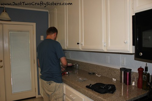 Updating kitchen knobs and pulls