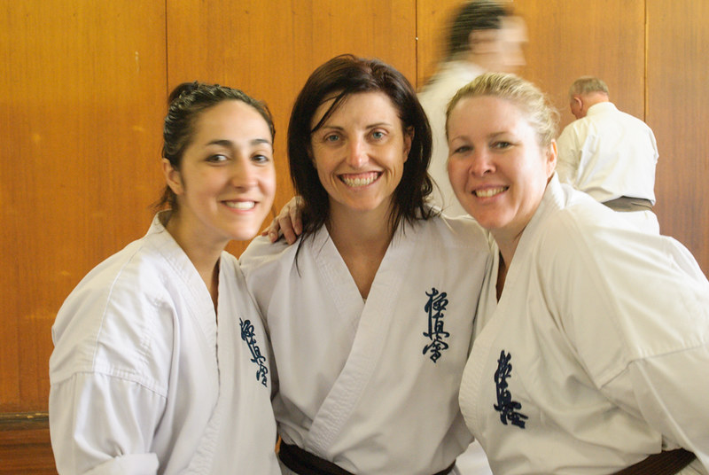 Kyokushin Karate Spring Camp 2013