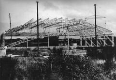 Construction du H1 en 1951