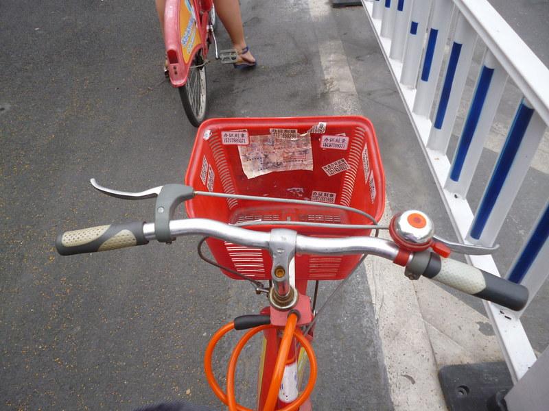 Cycling in Hangzhou City