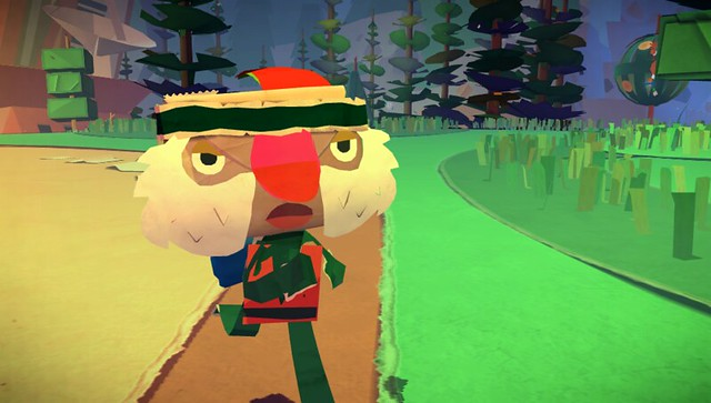 Tearaway on