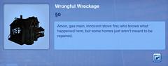 Wrongful Wreckage