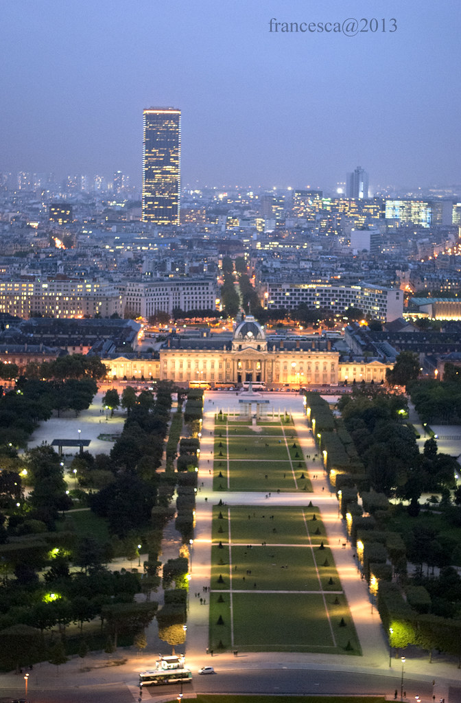 Les Invalides anf Montparnasse Tour