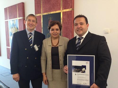 Embamex Alemania premio 2