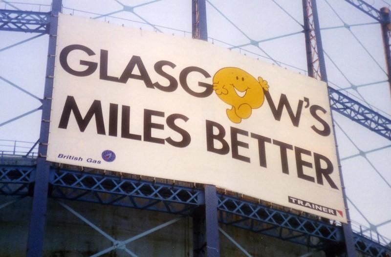 Glasgow's Miles Better