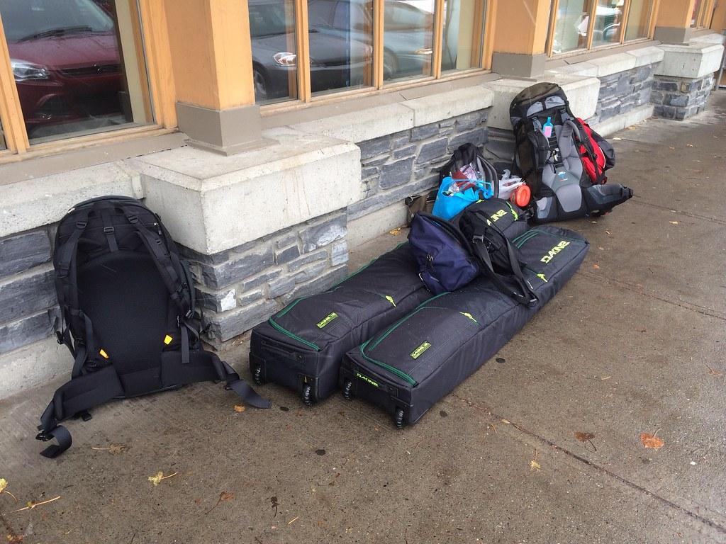 Oversized luggage -.-