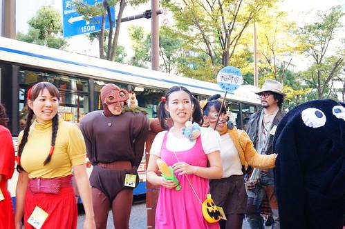 Kawasaki Halloween Parade 2013 29
