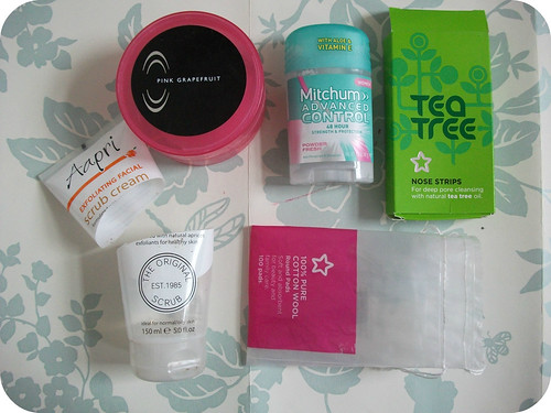 October Empties 3