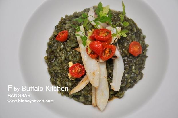 F by Buffalo Kitchen 16
