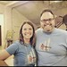 #edcampKC organizing team! Laura and Kyle