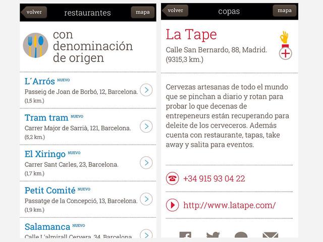 Guía Punto Barcelona-Madrid