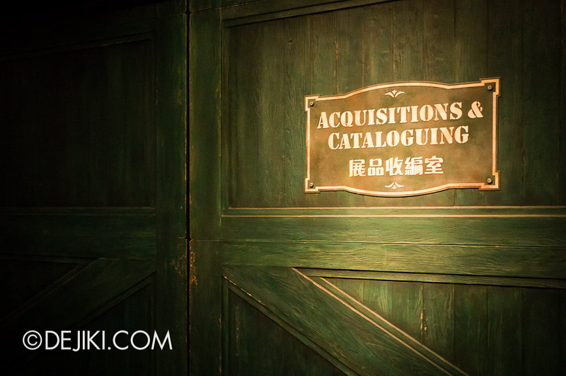 Mystic Manor - Acquisitions & Cataloguing