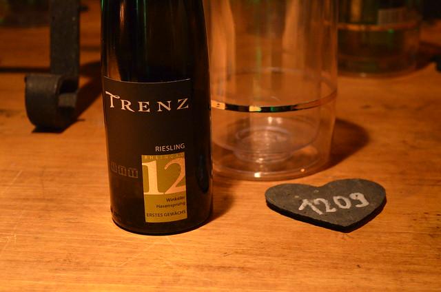 Trenz new wine
