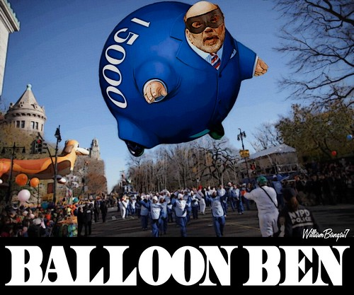BALLOON BEN by WilliamBanzai7/Colonel Flick