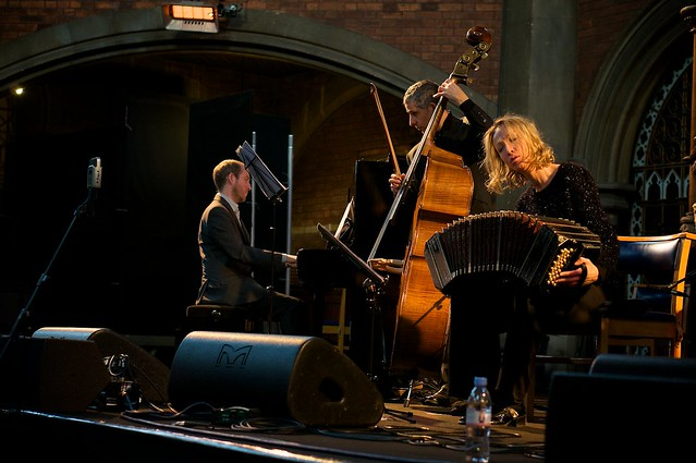 London Tango Orchestra - Daylight Music at the Union Chapel - November 30th