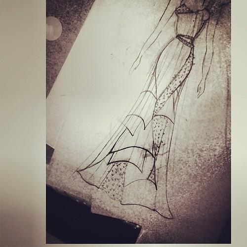 #Instadaily #fashion #sketch #instafashion !!!!