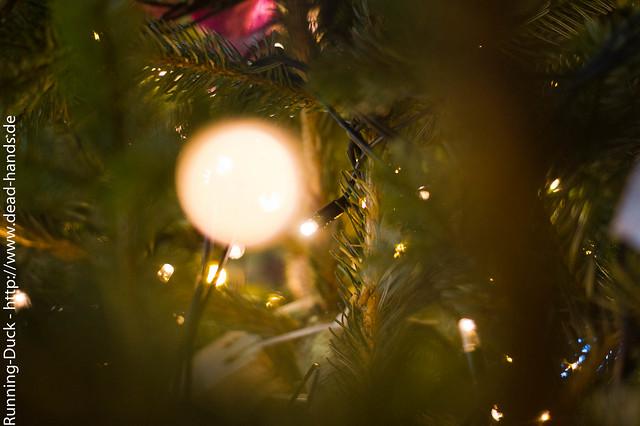 Im Weihnachtsbaum