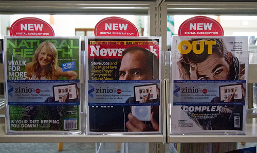 Natural Health, Newsweek and Out