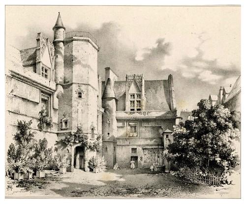 006-Souvenir du vieux Paris…1835- L.T. Turpin de Crissé- Institut National d'histoire de l'art- INHA