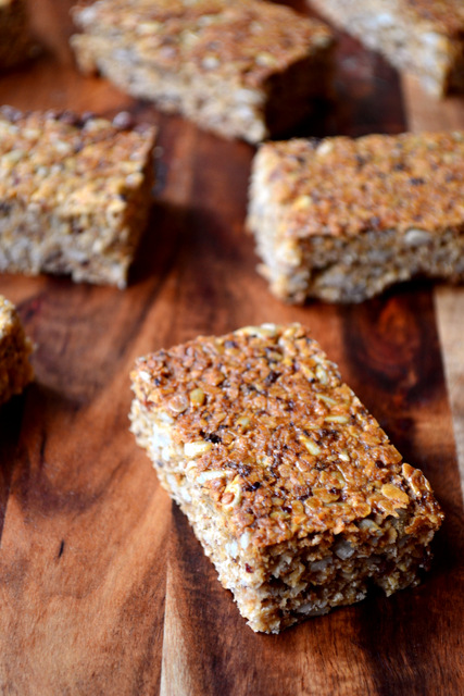 Sunflower Seed Flapjacks Recipe (3)