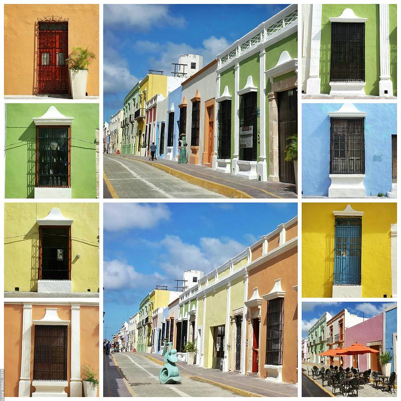 Mosaico Campeche - México 140110124505582 140110124523594 1 S4 Snapseed