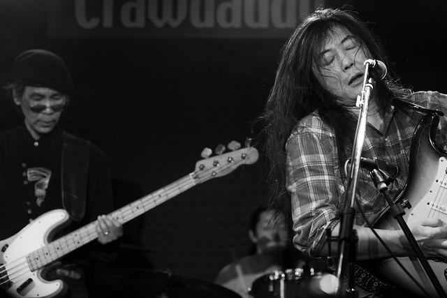 O.E. Gallagher live at Crawdaddy Club, Tokyo, 18 Jan 2014. 332