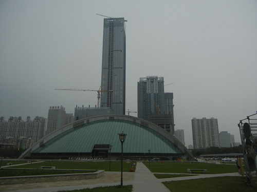 DSCN6154 _ Science Center, City Library Plaza, Shenyang