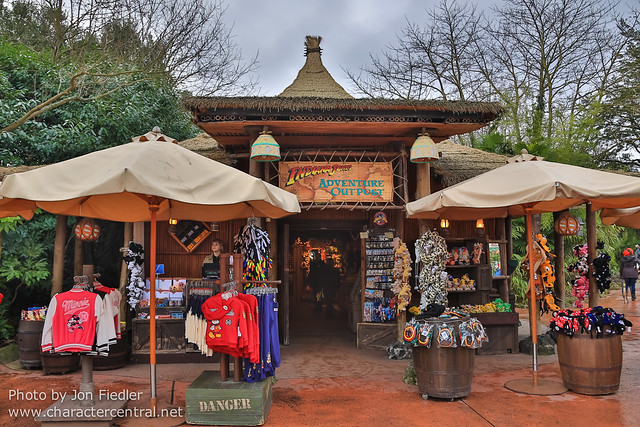 DLP Dec 2013 - Wandering through Adventureland