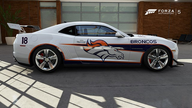 If You Love The Broncos You Have To Check Out These Rides