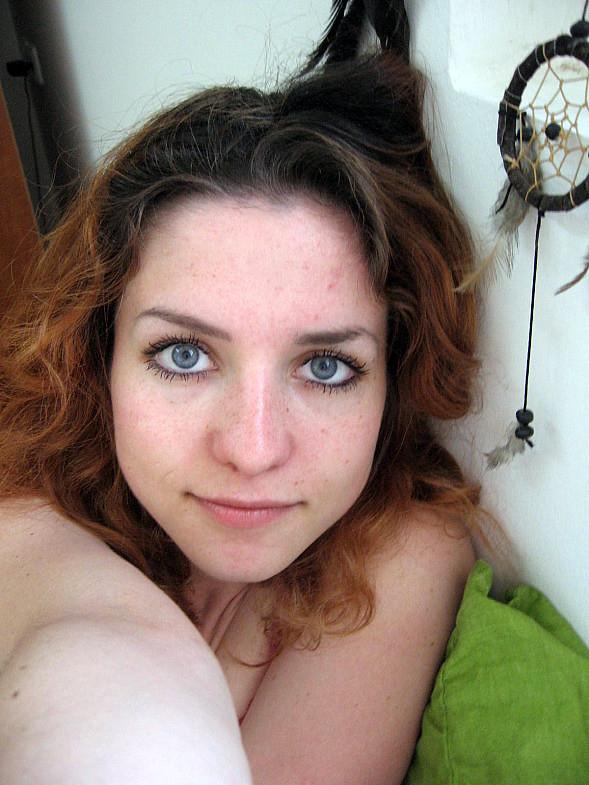 woman selfie Amateur