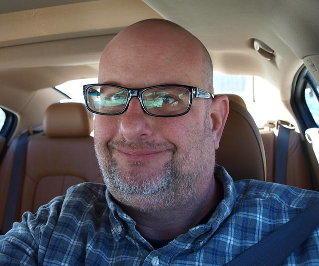 Selfie at 50