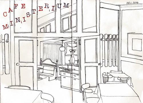 Cafe Ministerium