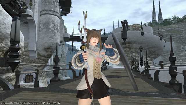 realm reborn vanille's wand