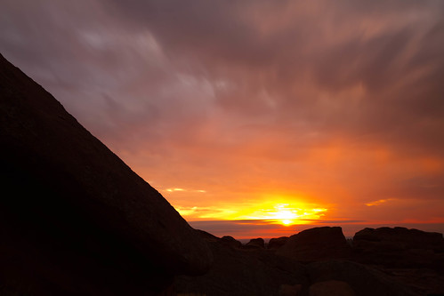 longexposure morning sky sunrise landscape dawn colorado cloudy le redrocks