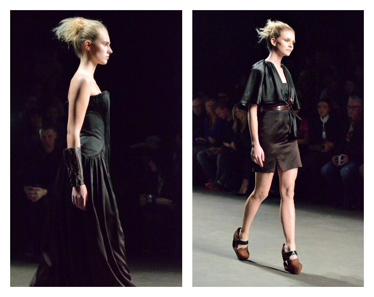 Collage Dorhout Mees, Fashion Week AMSTERDAM 2014