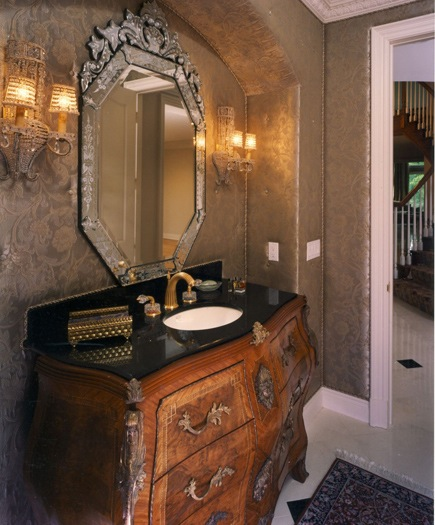 Things That Inspire Venetian Mirrors