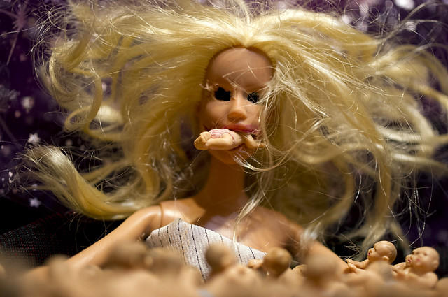apocalypse barbie