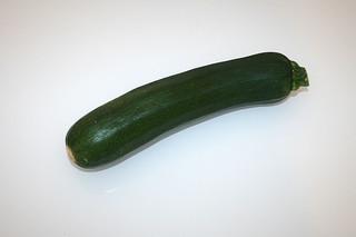 07 - Zutat Zucchini / Ingredient zucchini