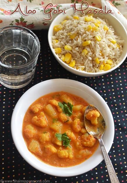 Aloo Gobi Masala Recipe