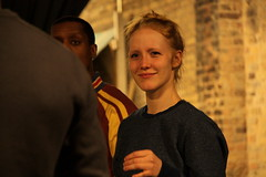 Wed, 2014-03-05 06:52 - Behind-the-scenes pictures of rehearsals for our adaptation of Dorian.