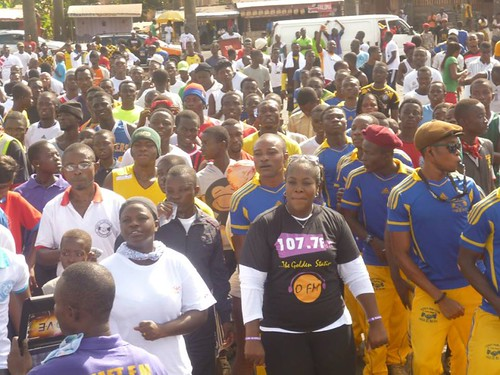 OFM 107.7 launched in Obuasi | See Photos
